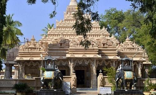 Kulpakji Temple – Telangana